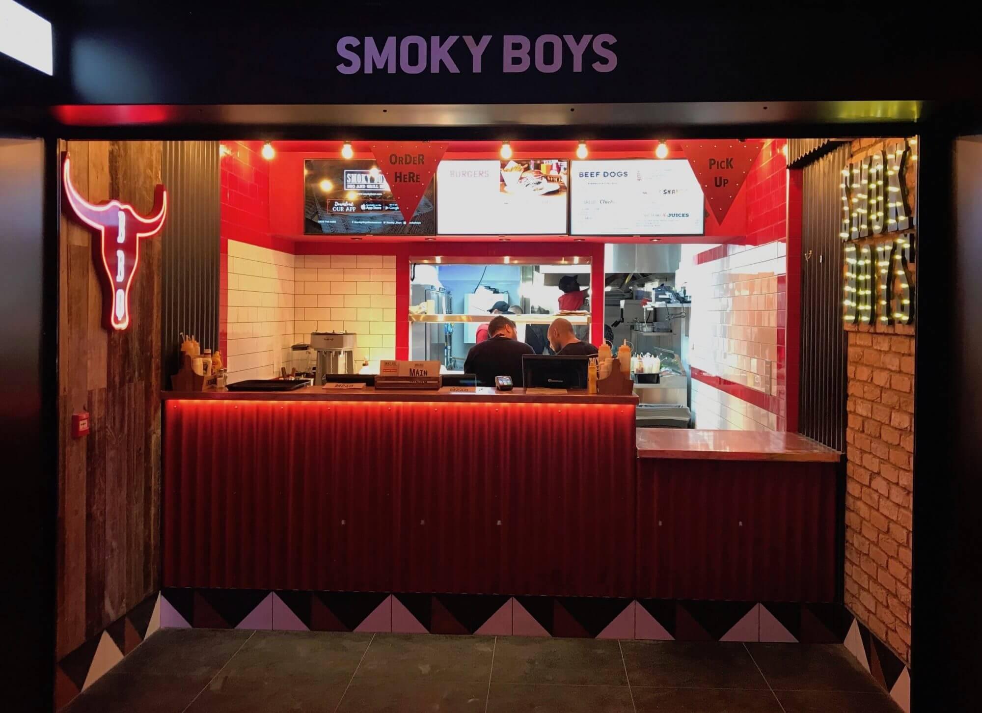 Smoky Boys 5