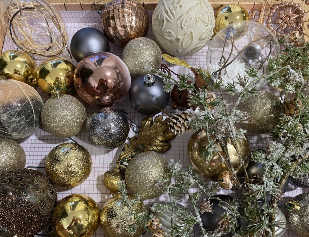 Top trends in Christmas home decoration 1