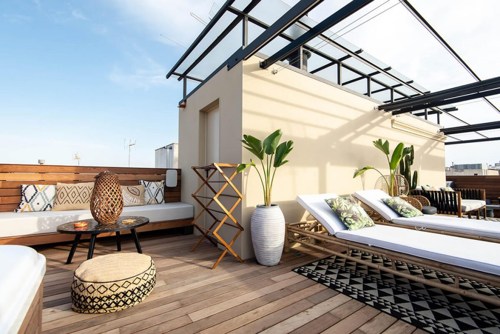 Tips for decorating terraces 1