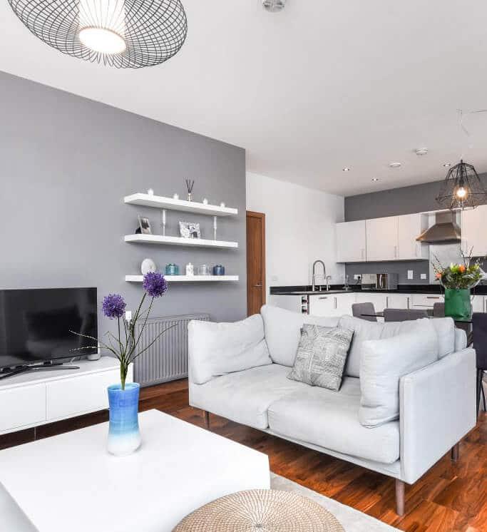 Residential Interior Design: The Living Room 1